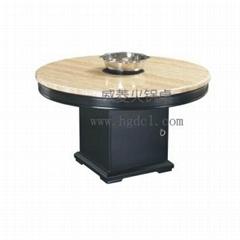 威菱電磁爐餐桌
