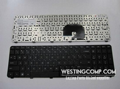 HP DV7-6000 BLACK US WITH FRAME NSK-JH0US 634016-001 LAPTOP KEYBOARD (Hot Product - 1*)