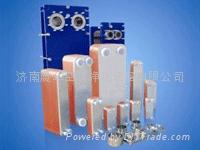 釬焊板式換熱器