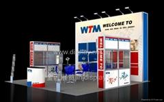便攜式展覽展示器材專業製造商