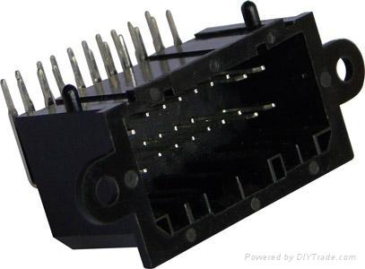 供应JAE MX5-A-20P汽车音响插座针座连接器 1