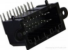 供应JAE MX5-A-20P汽车音响插座针座连接器