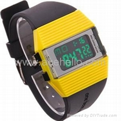New Multi-function sprots watches