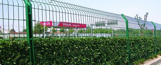 Wire Mesh Fence 2