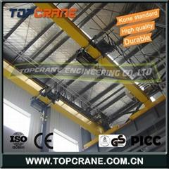 TOP standard quality Single/Double beam Bridge crane