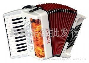 罗兰FR-1键盘型 巴扬型手风琴 1