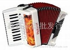 罗兰FR-1键盘型 巴扬型手风琴
