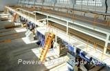 全新歐洲型設計瓦楞紙板生產線