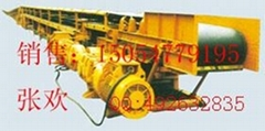 供应煤矿用SSJ/STJ可伸缩带式输送机