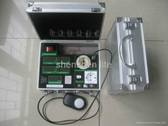 AC Lux meter with dimmer and Euro socket