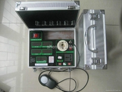 AC Lux meter with dimmer