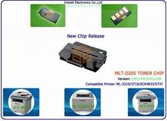 Samsung 205 toner cartridge chip
