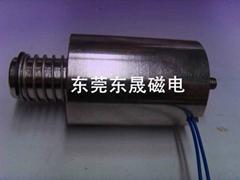 推拉式圓管電磁鐵