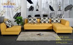 现代沙发 LB201