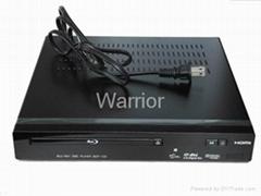 Blue-Ray DVD Player 3D