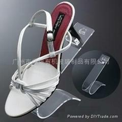 有機玻璃鞋架