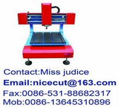 Mini CNC machine NC-A4040(CE Approved)