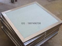 初效空氣過濾器板框式