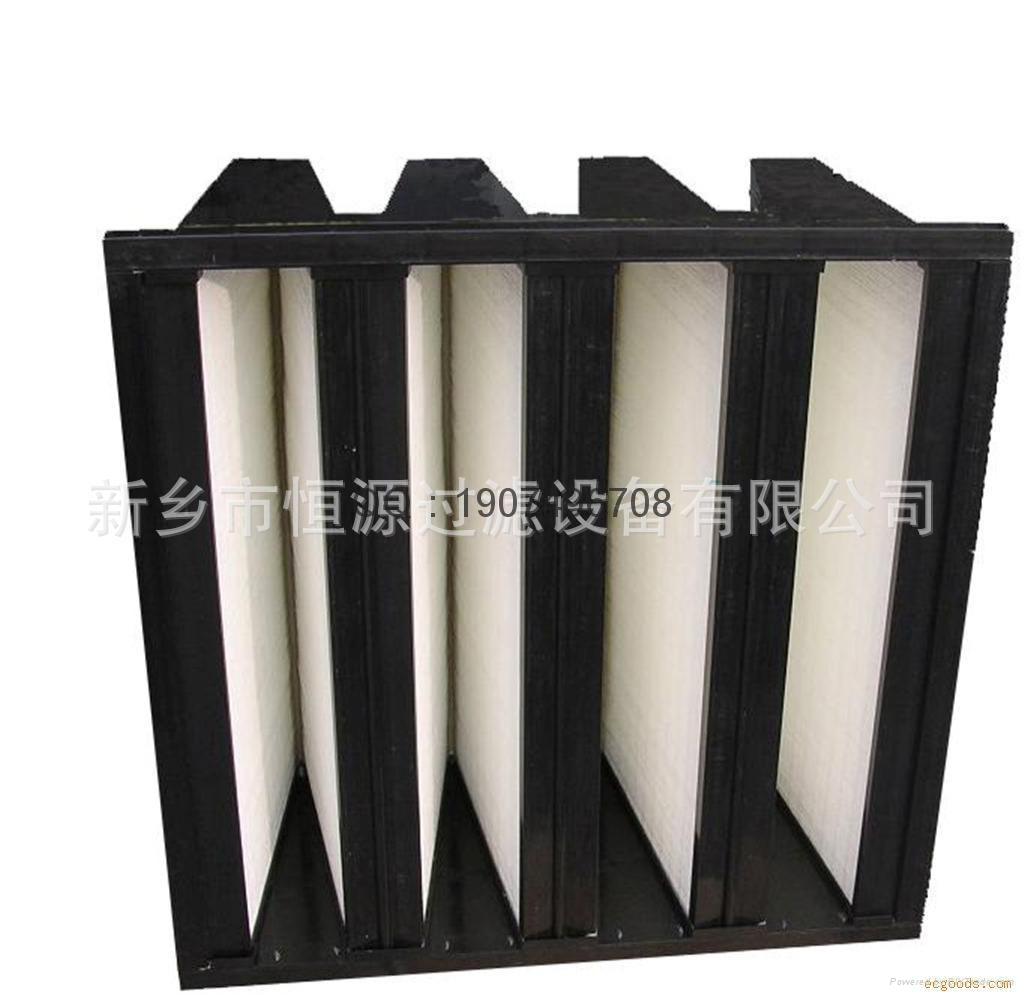 初效空氣過濾器板框式 2