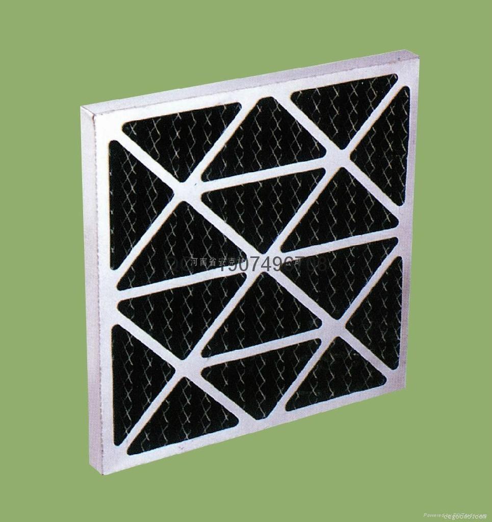 初效空氣過濾器板框式 3