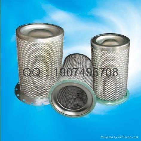 金屬過濾器燒結網過濾芯 3