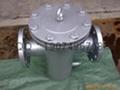 Y型T型籃式管道過濾器 3