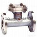 Y型T型籃式管道過濾器 4