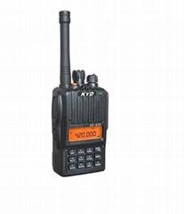 VHF/UHF handheld radio IP-609 with waterproof IP-65 (NEW)