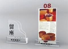 OEM/ODM acrylic display stand
