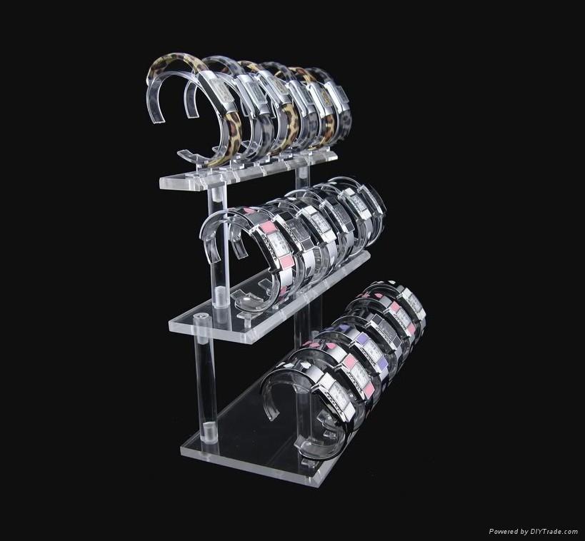 亚克力展示架厂家_厂家直销加工优质亚克力手表展架展示架 - SP001 - 亮点 (中国 福建 ...