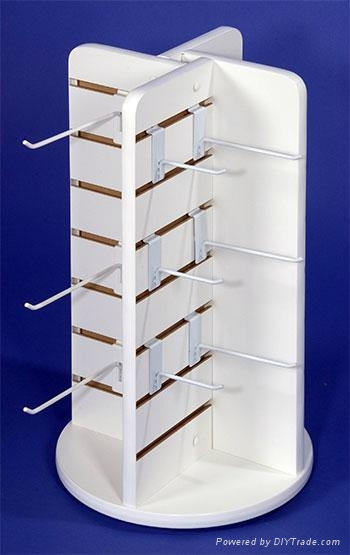 4 display stand