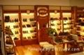 廣東深圳展示架生產供應商,供應皮包展櫃 1