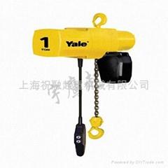 耶鲁YJL型电动环链葫芦