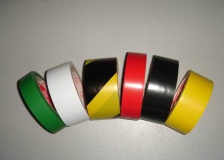 PVC electrical insulation tape with shiny film 1