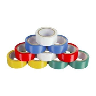 PVC electrical insulation tape with shiny film 3