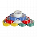 Shiny film electrical insulation tape fr