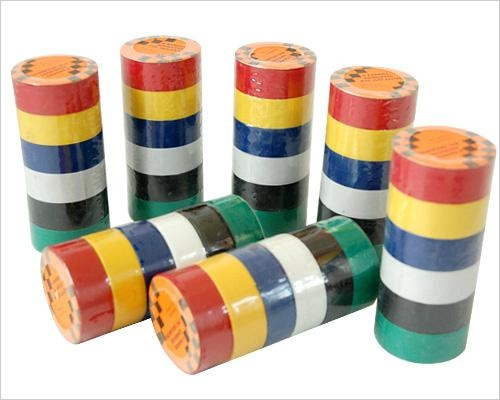 Fr grade electrical insulation tape with glossy film 1
