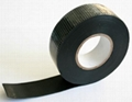 High voltage rubber fusing tape black