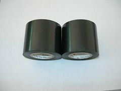 Black color pvc pipe warpping tape A grade