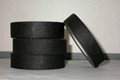 Black color cotton insulation tape