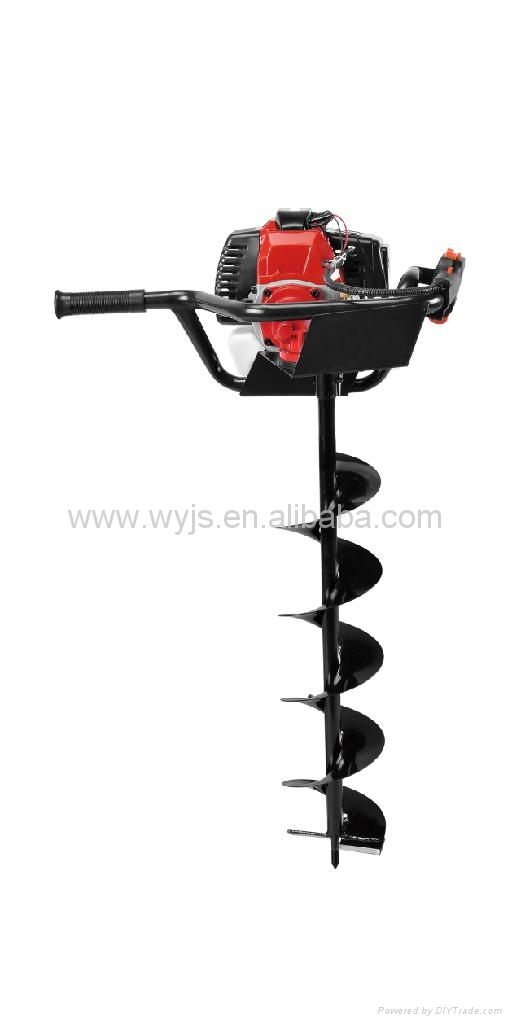 Gasoline Earth auger 1