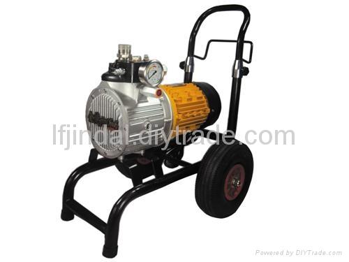 JDL6A high pressure airless paint spraying machine 1