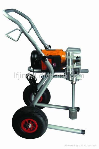 JDL3 high pressure airless paint spraying machine 1