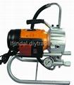 JDL20 high pressure airless paint spraying machine 1
