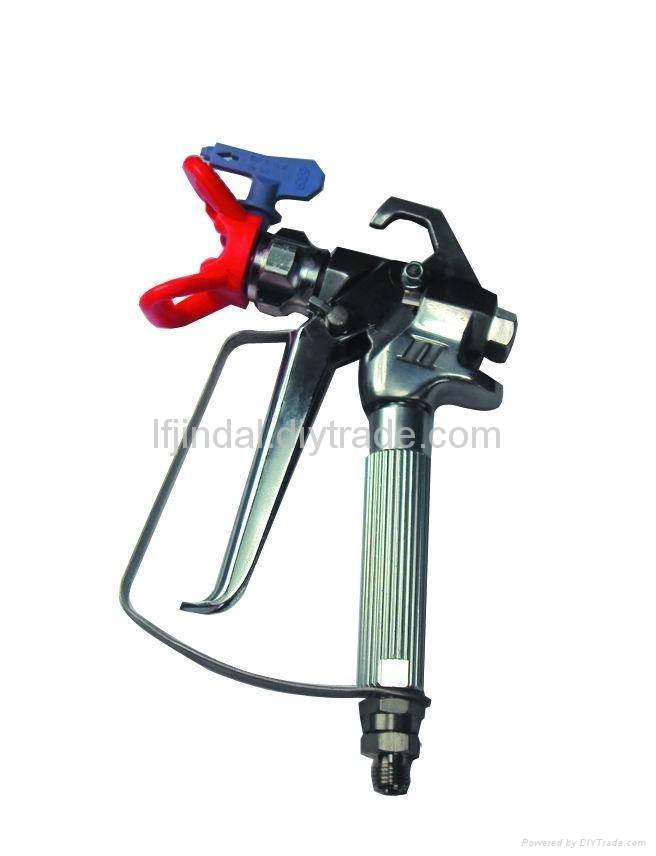 high pressure airless paint spraying gun 1
