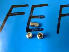 304/316不鏽鋼內六角凹端緊定螺絲
