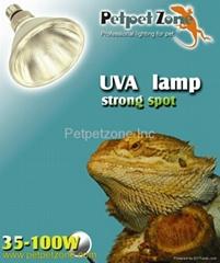 Full Spectrum Metal Halide Lamp with UVA/UVB-DESERT