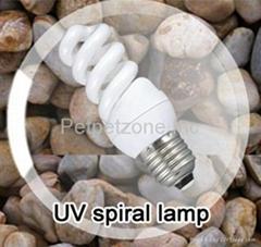 Spiral Fluorescent UV Lamp 2.0