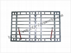 Tretic Framed Formwork Panels for Trio Formwork and Scaffolding