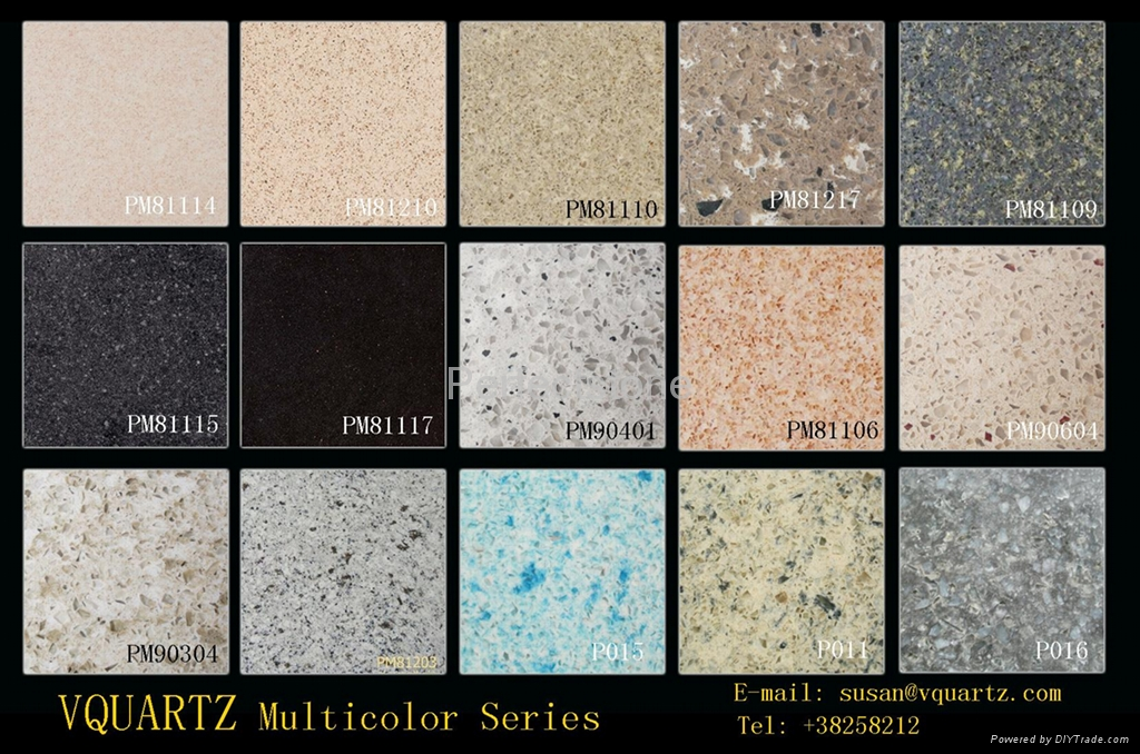 Artificial Quartz Stone Perfectstone China Trading